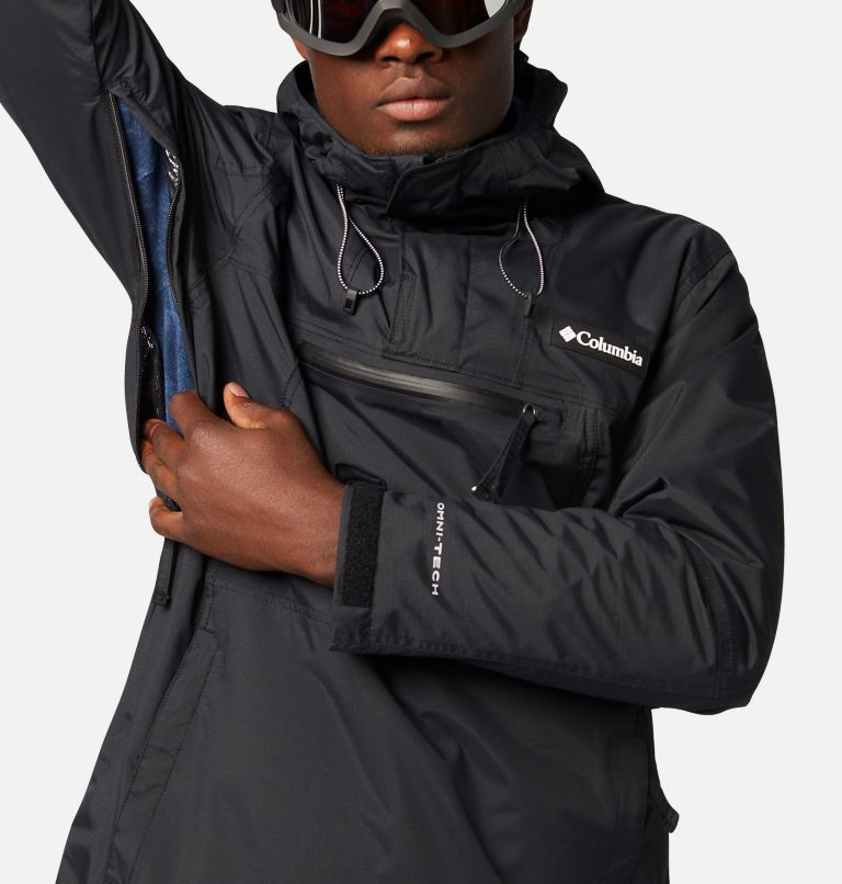 Men's Park Run™ Anorak Jacket Men's Park Run™ Anorak Jacket, a4