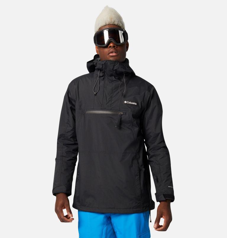 Men's Park Run Anorak Ski Pullover Men's Park Run Anorak Ski Pullover, front
