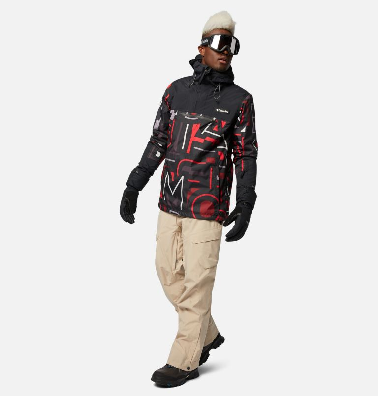 Men's Park Run Anorak Ski Pullover Men's Park Run Anorak Ski Pullover, a8