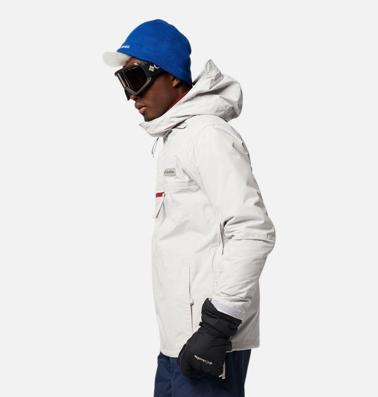 Park Run™Anorak | 043 | S Men's Park Run™ Anorak Jacket, Nimbus Grey, a1