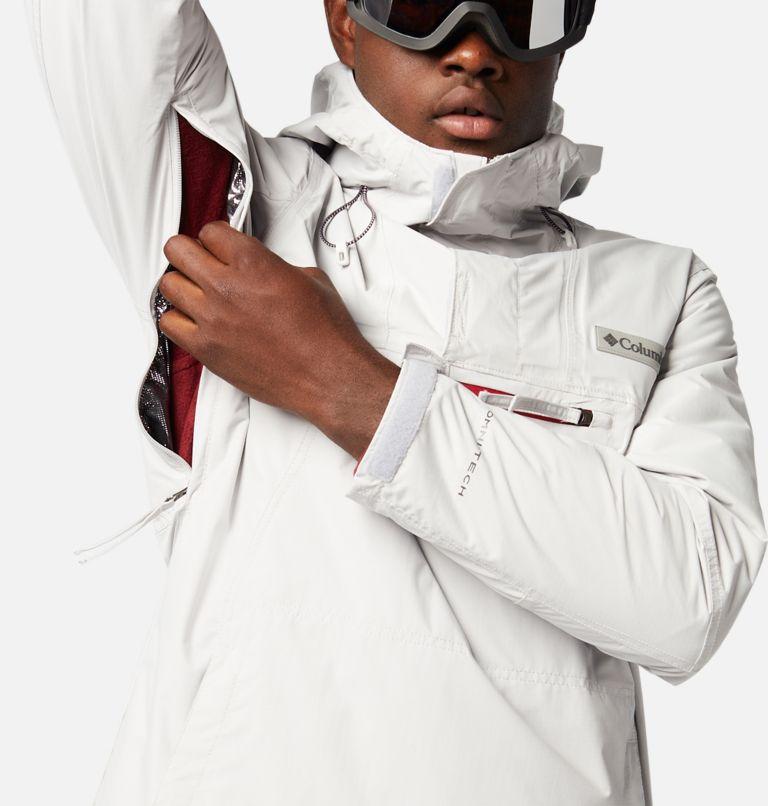 Park Run™Anorak | 043 | S Men's Park Run™ Anorak Jacket, Nimbus Grey, a4