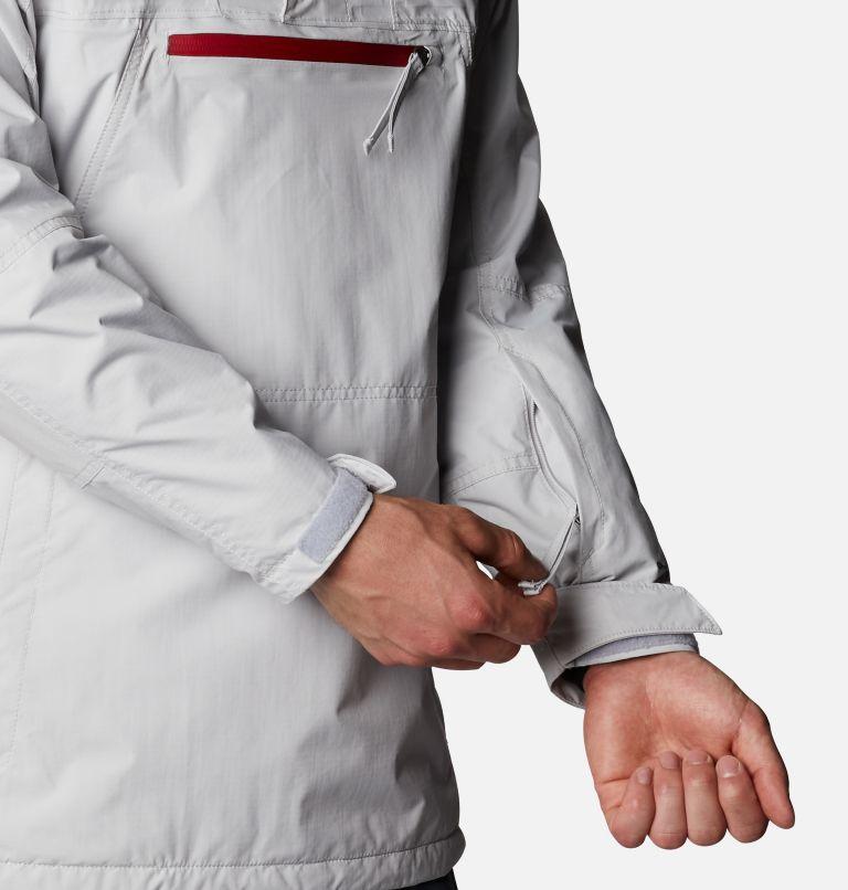 Park Run™Anorak | 043 | S Men's Park Run™ Anorak Jacket, Nimbus Grey, a8