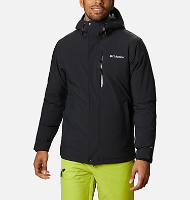 Men's Winter District Jacket Winter District™ Jacket | 010 | M, Black, front