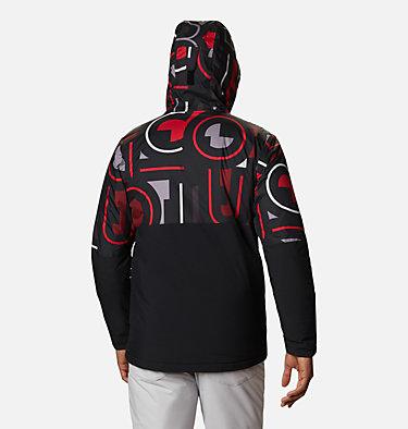 Men's Winter District™ Jacket Winter District™ Jacket | 466 | M, Black, Black Typo, back
