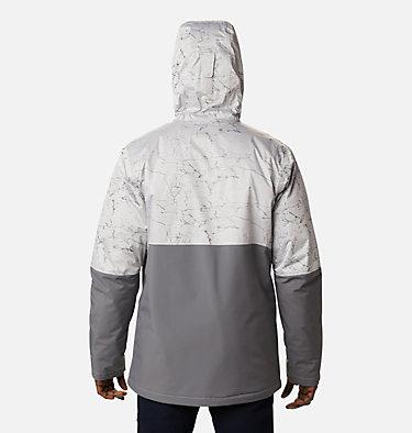 Men's Winter District™ Jacket Winter District™ Jacket | 466 | M, City Grey, Nimbus Grey Jacquard, back