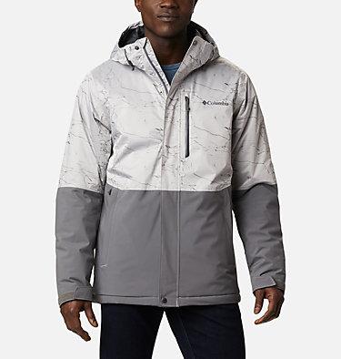 Men's Winter District™ Jacket Winter District™ Jacket | 466 | M, City Grey, Nimbus Grey Jacquard, front