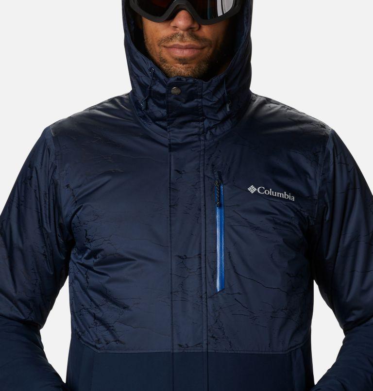 Winter District™ Jacket | 467 | L Men's Winter District™ Jacket, Collegiate Navy, Coll Navy Jacquard, a2