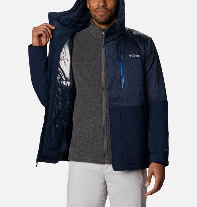 Winter District™ Jacket | 467 | L Men's Winter District™ Jacket, Collegiate Navy, Coll Navy Jacquard, a3