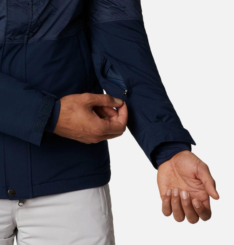Winter District™ Jacket | 467 | L Men's Winter District™ Jacket, Collegiate Navy, Coll Navy Jacquard, a4