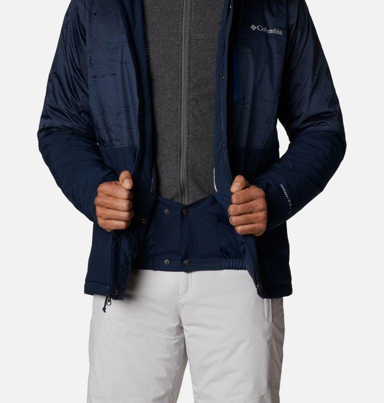 Winter District™ Jacket | 467 | XXL Men's Winter District™ Jacket, Collegiate Navy, Coll Navy Jacquard, a6