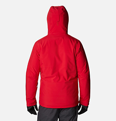 Men's Winter District Jacket Winter District™ Jacket | 010 | M, Mountain Red, back