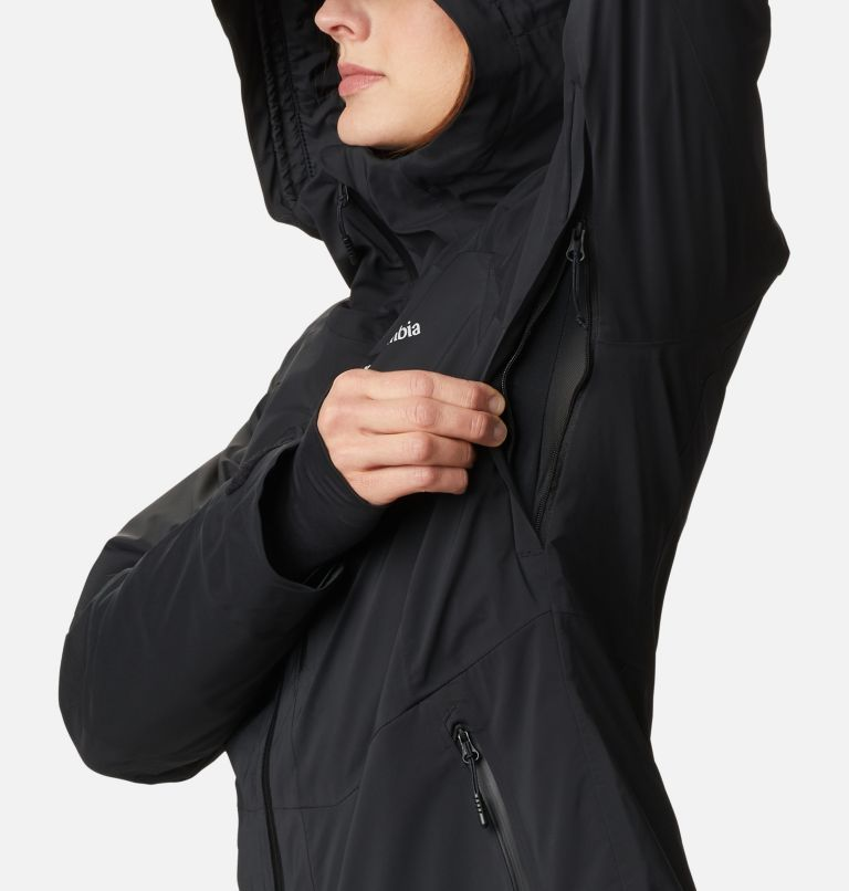 Wild Card™ Insulated Jacket | 010 | L Women's Wild Card™ Insulated Jacket, Black, a6