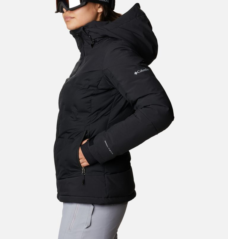 Wild Card™ Down Jkt | 010 | XS Women's Wild Card Down Ski Jacket, Black, a1