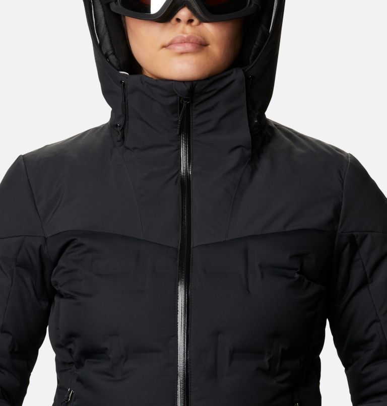 Wild Card™ Down Jkt | 010 | XS Women's Wild Card Down Ski Jacket, Black, a2