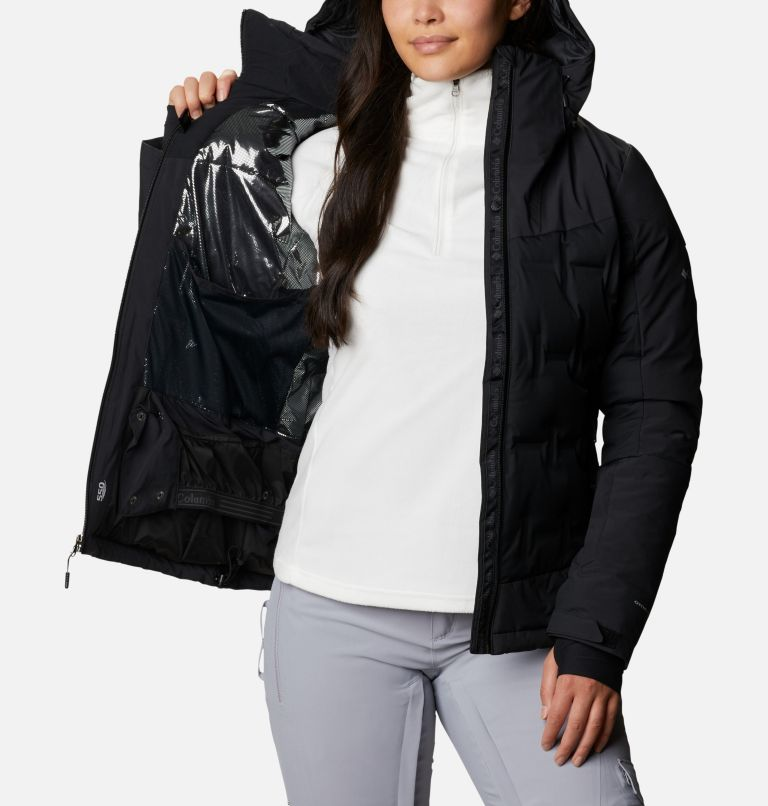 Wild Card™ Down Jkt | 010 | XS Women's Wild Card Down Ski Jacket, Black, a6