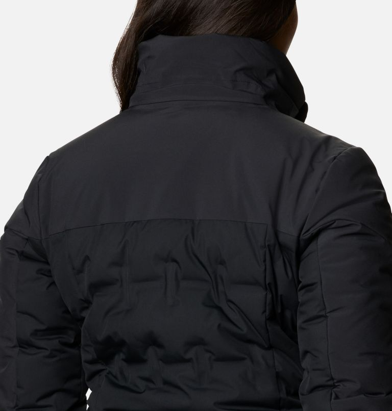 Wild Card™ Down Jkt | 010 | XS Women's Wild Card Down Ski Jacket, Black, a9