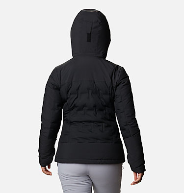 Manteau en duvet Wild Card™ pour femme Wild Card™ Down Jkt | 100 | XL, Black, back