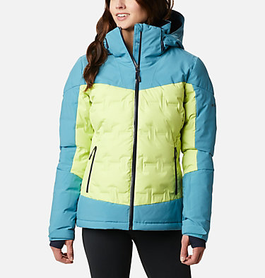 Manteau en duvet Wild Card™ pour femme Wild Card™ Down Jkt | 100 | XL, Voltage, Canyon Blue, front