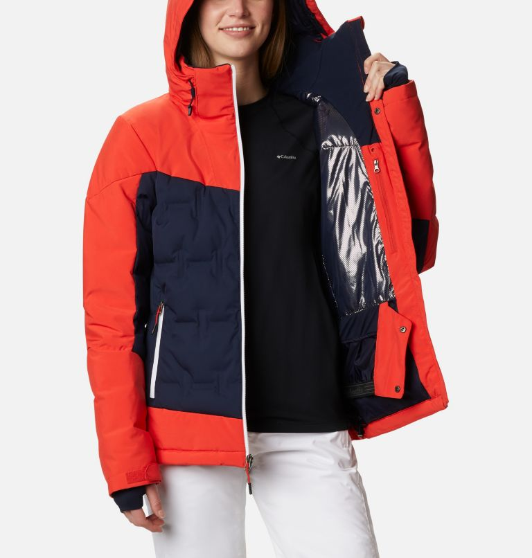 Women's Wild Card Down Ski Jacket Women's Wild Card Down Ski Jacket, a3
