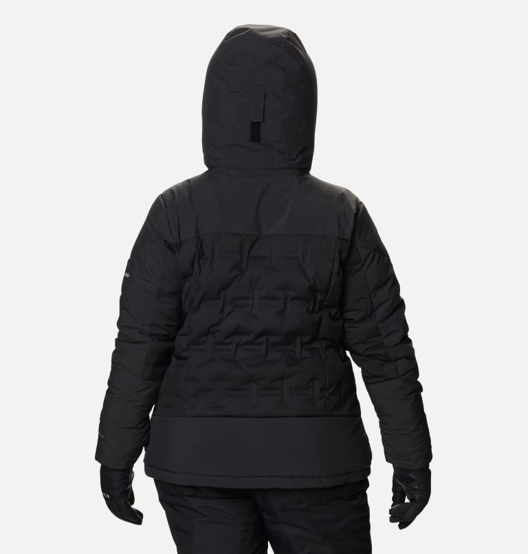 Women's Wild Card™ Down Jacket - Plus Size Women's Wild Card™ Down Jacket - Plus Size, back