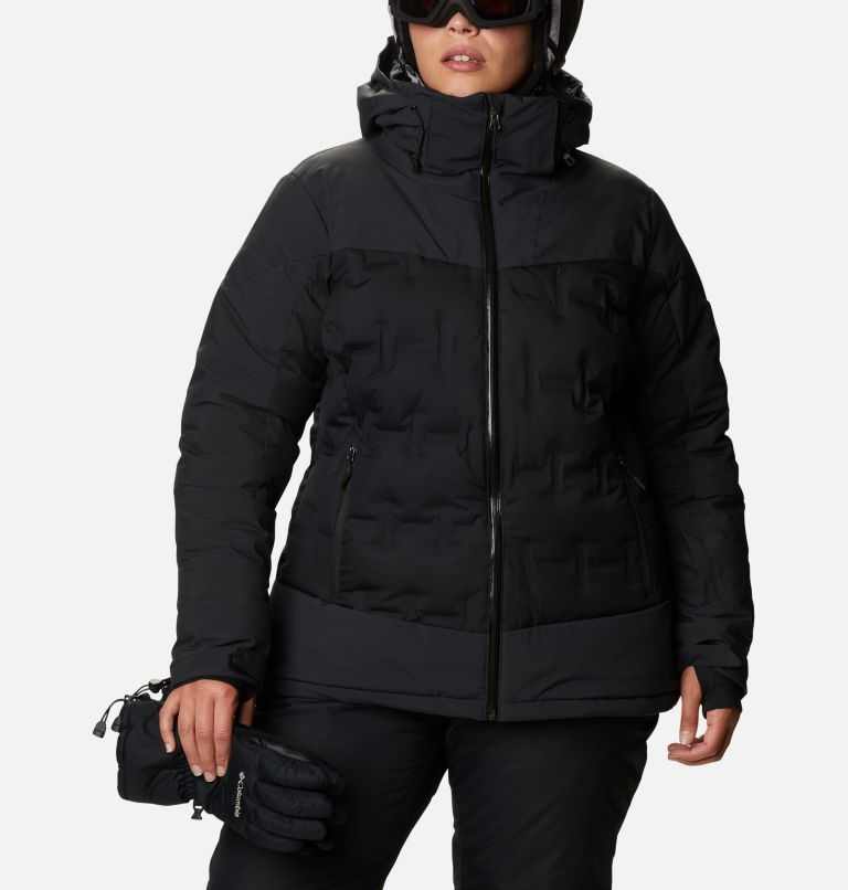 Women's Wild Card™ Down Jacket - Plus Size Women's Wild Card™ Down Jacket - Plus Size, front