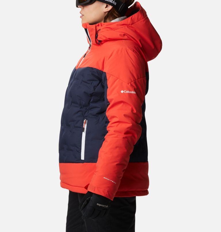 Wild Card™ Down Jkt | 472 | 1X Manteau en duvet Wild Card™ pour femme - Grandes tailles, Dark Nocturnal, Bold Orange, a1