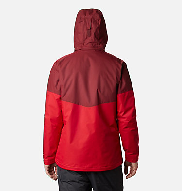 Men's Last Tracks Jacket Last Tracks™ Jacket | 432 | M, Mountain Red, Red Jasper, back