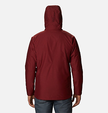 Men's Last Tracks™ Jacket Last Tracks™ Jacket | 023 | M, Red Jasper Melange, back