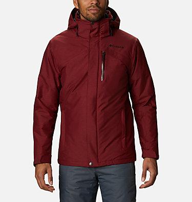 Men's Last Tracks™ Jacket Last Tracks™ Jacket | 023 | M, Red Jasper Melange, front