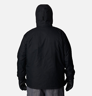 Men's Last Tracks™ Jacket - Big Last Tracks™ Jacket | 464 | 2X, Black, back