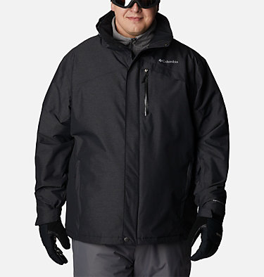 Men's Last Tracks™ Jacket - Big Last Tracks™ Jacket | 464 | 2X, Black Melange, front