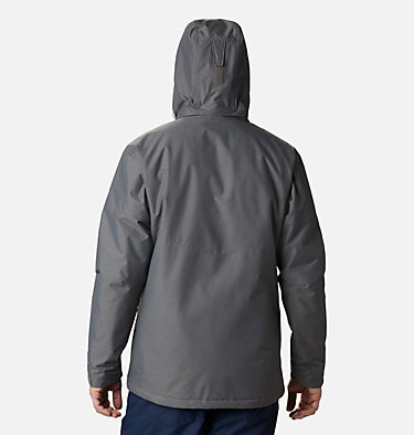 Men's Last Tracks™ Jacket - Big Last Tracks™ Jacket | 464 | 2X, City Grey Melange, back