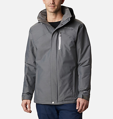 Men's Last Tracks™ Jacket - Big Last Tracks™ Jacket | 464 | 2X, City Grey Melange, front