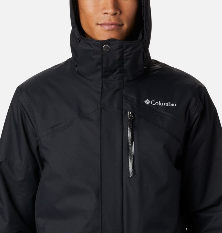 Last Tracks™ Jacket | 010 | 4XT Men's Last Tracks™ Jacket - Tall, Black, a2