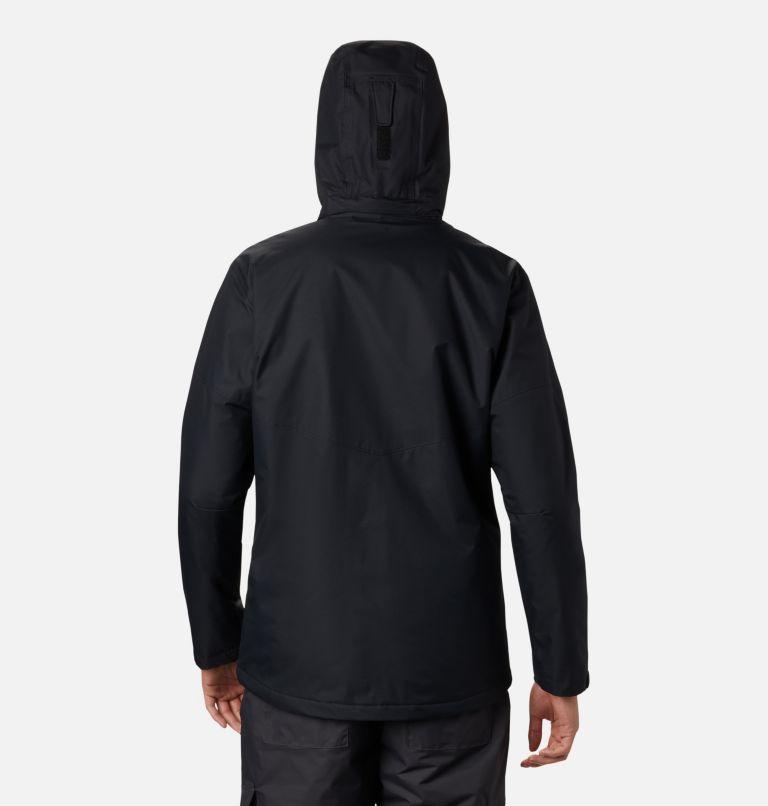 Last Tracks™ Jacket | 010 | 3XT Men's Last Tracks™ Jacket - Tall, Black, back