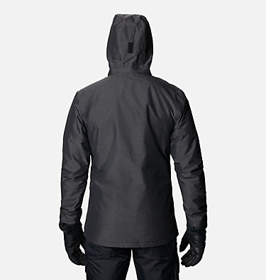 Men's Last Tracks™ Jacket - Tall Last Tracks™ Jacket | 464 | 2XT, Black Melange, back