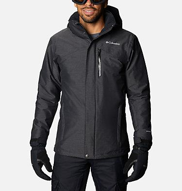 Men's Last Tracks™ Jacket - Tall Last Tracks™ Jacket | 464 | 2XT, Black Melange, front