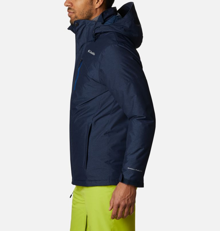 Last Tracks™ Jacket | 464 | 5XT Men's Last Tracks™ Jacket - Tall, Collegiate Navy Melange, a1