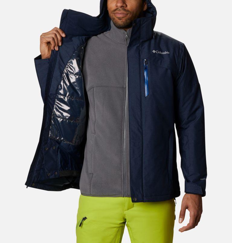 Last Tracks™ Jacket | 464 | LT Men's Last Tracks™ Jacket - Tall, Collegiate Navy Melange, a3