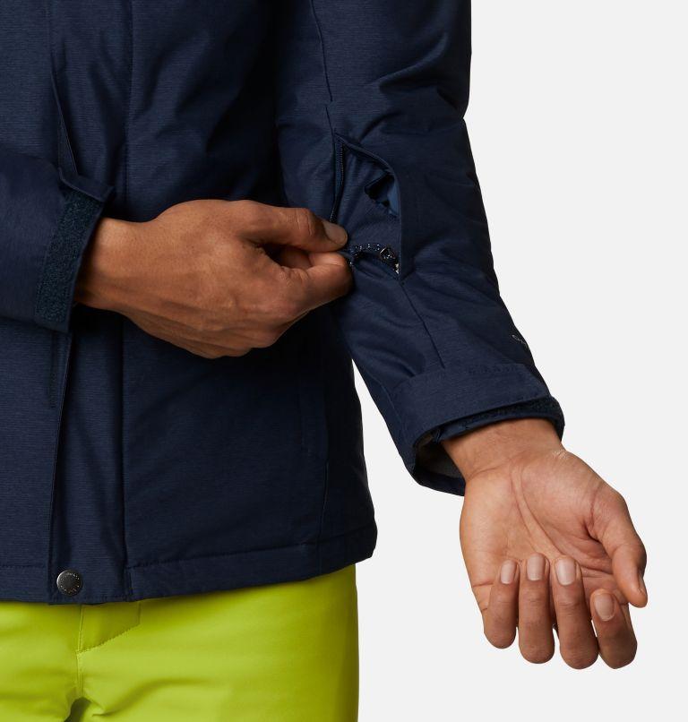 Last Tracks™ Jacket | 464 | LT Men's Last Tracks™ Jacket - Tall, Collegiate Navy Melange, a4