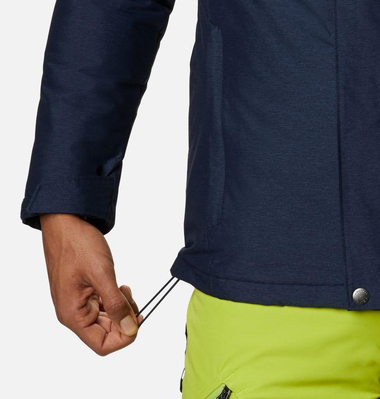 Last Tracks™ Jacket | 464 | 5XT Men's Last Tracks™ Jacket - Tall, Collegiate Navy Melange, a5