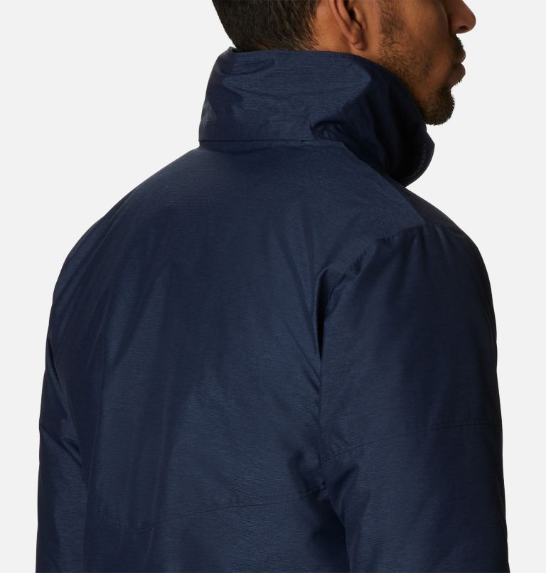 Last Tracks™ Jacket | 464 | XLT Men's Last Tracks™ Jacket - Tall, Collegiate Navy Melange, a8