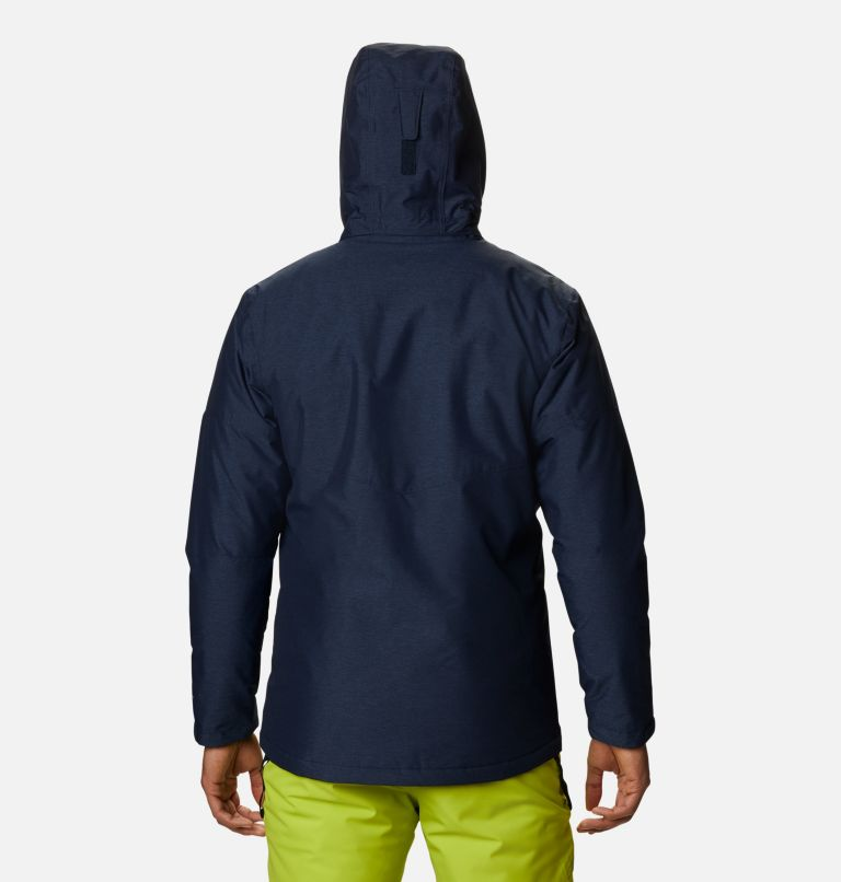 Last Tracks™ Jacket | 464 | XLT Men's Last Tracks™ Jacket - Tall, Collegiate Navy Melange, back