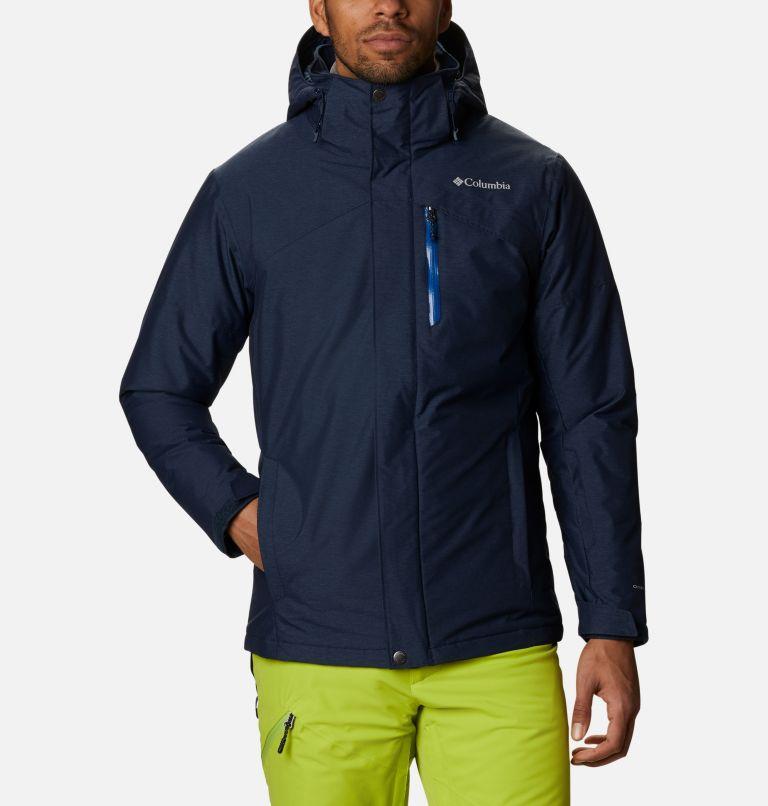 Last Tracks™ Jacket | 464 | LT Men's Last Tracks™ Jacket - Tall, Collegiate Navy Melange, front