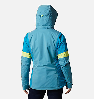 Snow Diva™ isolierte Jacke für Frauen Snow Diva™ Insulated Jacket | 010 | XS, Canyon Blue, Fjord Blue, Voltage, back