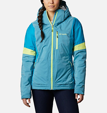 Snow Diva™ isolierte Jacke für Frauen Snow Diva™ Insulated Jacket | 010 | XS, Canyon Blue, Fjord Blue, Voltage, front