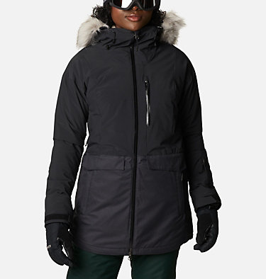 Veste isolée Mount Bindo femme Mount Bindo™ Insulated Jacket | 010 | XL, Black, front