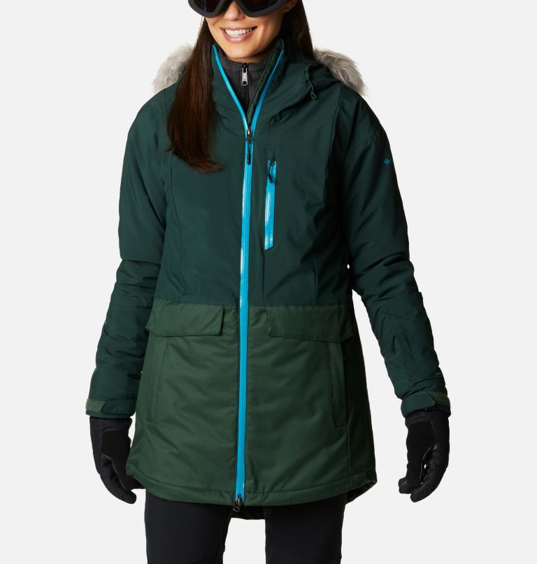 Women's Mount Bindo Insulated Ski Jacket Women's Mount Bindo Insulated Ski Jacket, front
