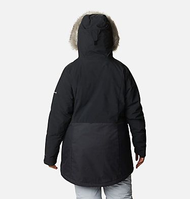 Women's Mount Bindo™ Insulated Jacket - Plus Size Mount Bindo™ Insulated Jacket | 370 | 1X, Black, back