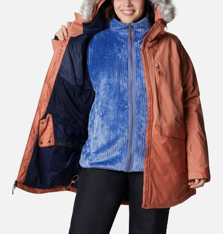 Women's Mount Bindo™ Insulated Jacket - Plus Size Women's Mount Bindo™ Insulated Jacket - Plus Size, a3